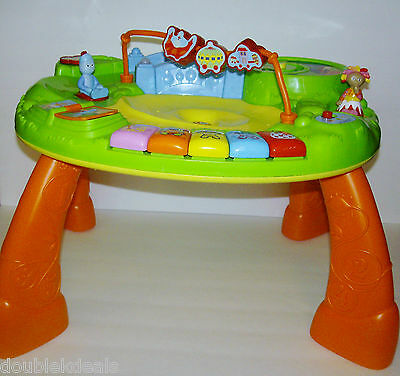 VTech In The Night Garden Explore and Play Table - FRENCH SPEAKING - Musical Fun