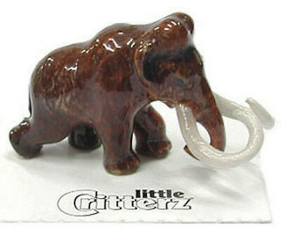 little Critterz  Miniature Wooly Mammoth - LC505 (Buy 5 get 6th free!)