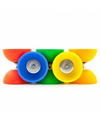 Juggle Dream Cyclone triple bearing diabolo - various colours available