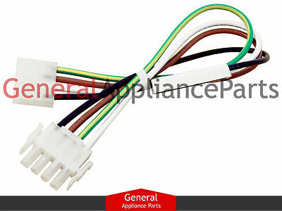kenmore tag amana roper refrigerator icemaker motor module amana kenmore jennair tag icemaker wiring harness 67002906 12583403