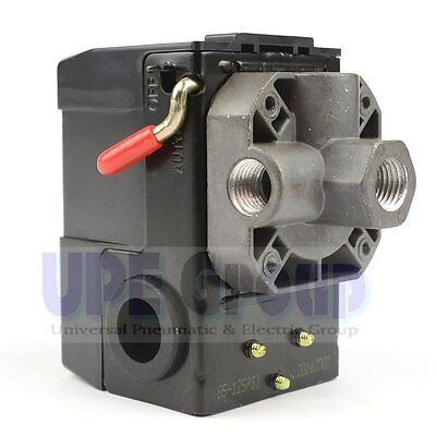 New Pressure Control Switch valve air compressor replaces furnas 95-125