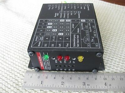 Maxon DC Motor Control MMC Linear Servo Drivers Made in Germany