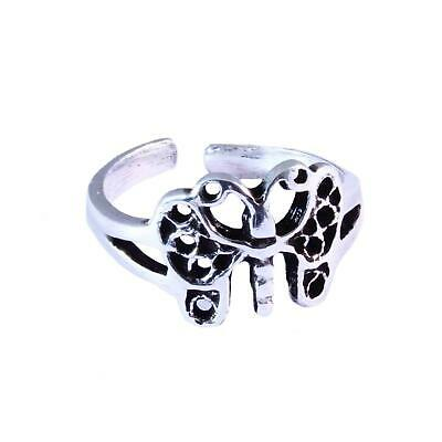 Sterling Silver Toe Ring - Butterfly Design - BOXED