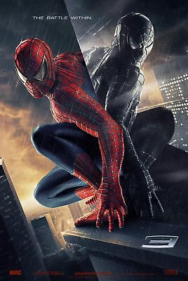 Brand New Movie Poster Print - Spiderman 3 *DISCOUNTED OFFERS*   A3 / A4