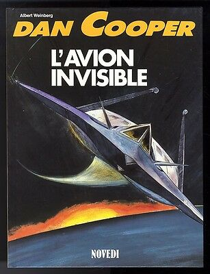 Dan Cooper  T 36     L' Avion  Invisible      Weinberg      Eo