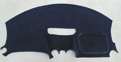 1997-2002 PONTIAC FIREBIRD , TRANS AM  DASH COVER MAT  BLACK   black