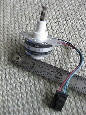 Haydon CAN-STACK Miniature Stepper Motor Linear Actuator 26542-05 5 VDC 3.4 W