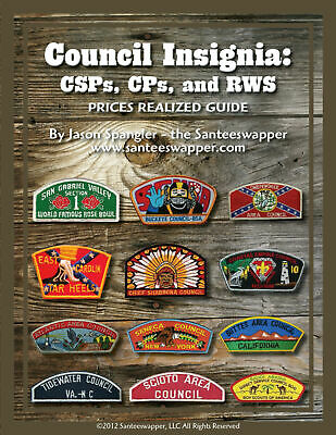 Boy Scout Prices Realized Guide Council Insignia: CSPs, CPs & RWS + Bonus Videos