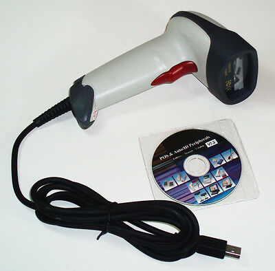 TS-5208 Heavy Duty USB Extra Long Range CCD Barcode Bar Code Scanner Commercial