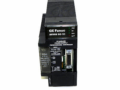 REPAIRED GE FANUC IC693PWR321S PWR SUPPLY MODULE 120-240VAC 125VDC SERIES 90-30