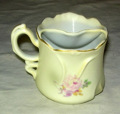 VINTAGE NIPPON MUSTACHE MUG WITH REPRODUCTION NIPPON MARKING
