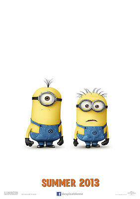 Brand New Movie Poster Print:Despicable Me 2 **DISCOUNTED OFFERS** A3 / A4