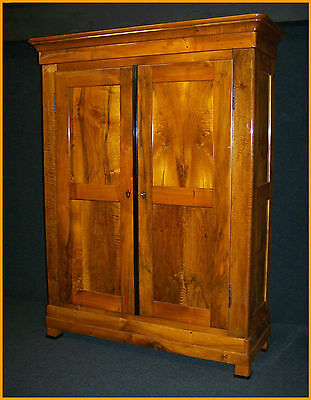 biedermeier nachtschrank um 1840 kirschbaum massiv furniert. Black Bedroom Furniture Sets. Home Design Ideas
