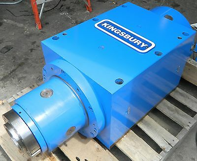 Setco 3500 RPM Milling Spindle w/ Fanuc Built In Drive Motor, Used,  WARRANTY