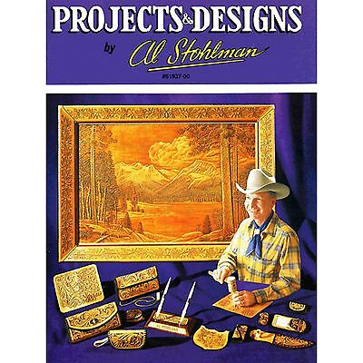 Al Stohlman Projects & Designs Book 61937-00 by Tandy Leather