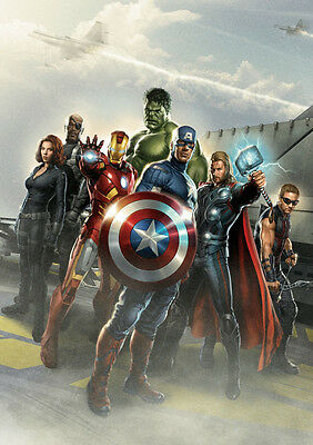 Brand New Movie Poster Print: Avengers Assemble **DISCOUNTED OFFERS**  A3 / A4
