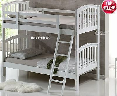 Children Wooden Pine Bunk Bed Trundle Bed Kors Storage Drawers