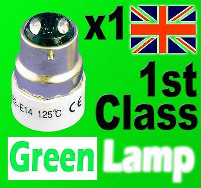 Lamp Light Bulb Socket Base Converter Edison small screw adapter B22 to E14 UK