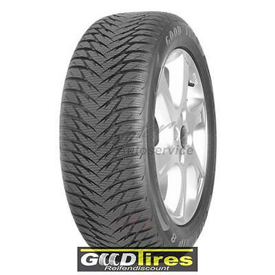 4x Winter-Reifen 205/55 R16 91T GOODYEAR ULTRA GRIP 8  (F,C,69 dB)