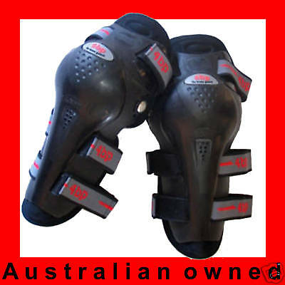 4BP Knee Guards Senior/Adult. Pivot system.motocross body armour