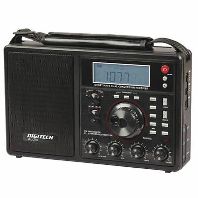 World Band AM/FM/SW PLL Radio Truly an ideal radio for the casual user