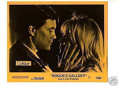 Lobby Card - Roger Smith - Rogues Gallery 8X10