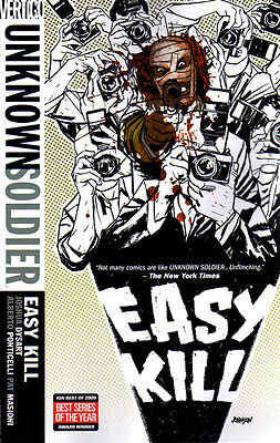UNKNOWN SOLDIER Vol 2 Easy Kill Graphic Novel NEW