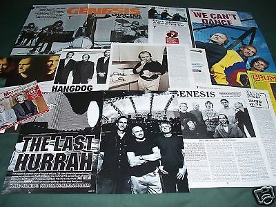 Genesis - Music - Clippings- Cuttings Pack