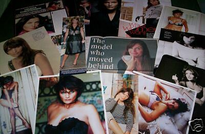 Helena Christiensen -Celebrity Clippings /cuttings- Pack