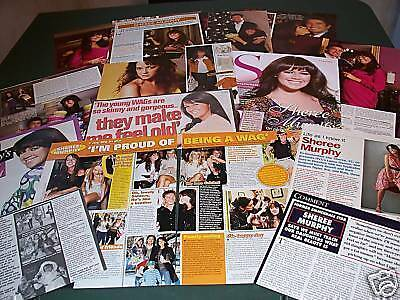 Sheree Murphy -Tv Celebrity  Clippings / Cuttings - Pack