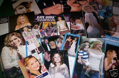 Kate Hudson  - Film Star - Clippings Cuttings