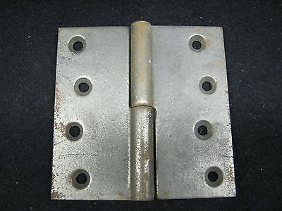 "Vintage Lift off Gravity Hinge LH  door 4.5"" x 4.5""  # 492-12"