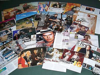 Jack Black - Film Star - Clippings - Cuttings Pack