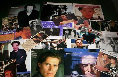 Willem Dafoe -Film Star - Cuttings Clippings Pack