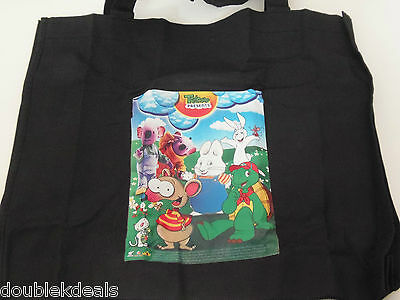 New Licenced Treehouse Character Tote Bag - Max & Ruby Toopy Binoo Koala Brother