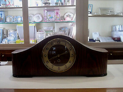 Antico orologio da tavolo a pendolo 1920 ORIGINALE Old table clock watch vintage