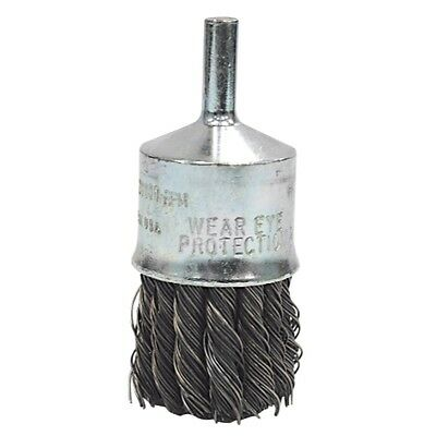 """1"""" Wire End Brush LIS14040 Brand New!"""
