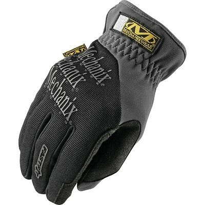 FastFit Gloves, Black, X-Large MECMFF-05-011 Brand New!