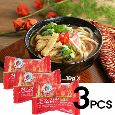KOREAN KIMCHI FREEZE-DRIED / 1PCS / FREE SHIPPING Survival Emergency Food SNSD