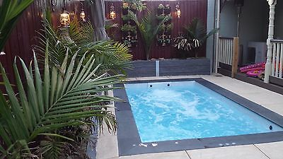Swim Spa Plunge Pool & Swimming Pool all in ONE JAZZ Spas Australia