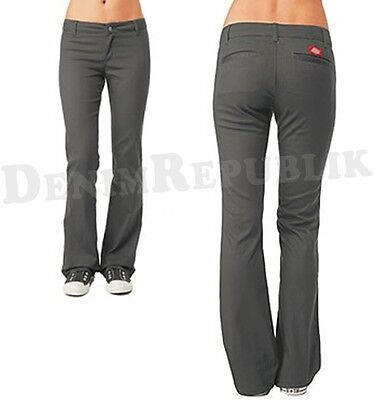 New Girl Dickies Charcoal Two Back Welt Pocket Pant N882 The Worker NWT With Tag