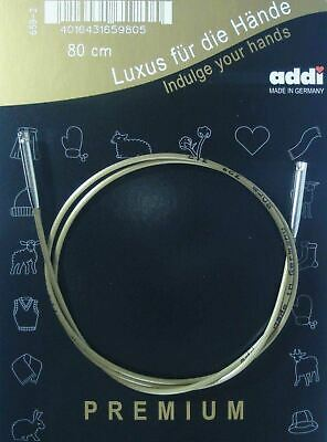 addi Click Cord for Interchangeable Metal Knitting Needle Tips