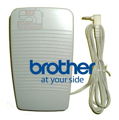 Brother Sewing Machine Foot Control / Pedal with Lead Part No XD0501121  BR017