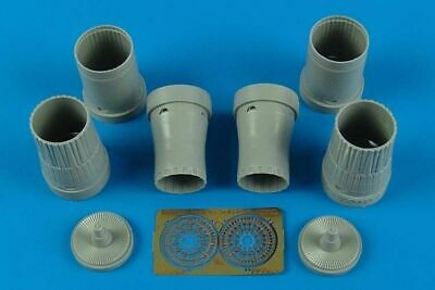 Aires 7281 1/72 Su27 Flanker B Exhaust Nozzles For Trumpeter