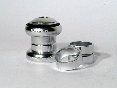 """1"""" Sealed Bearing Threadless Head Set with Spacers"""