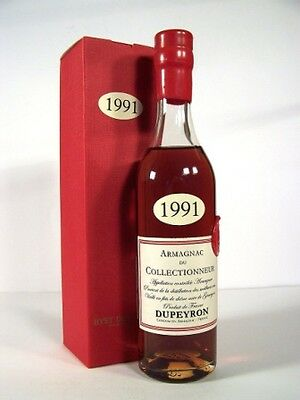 1991 Ryst-Dupeyron Armagnac 200ml France FREE DELIVERY Isle of Wine