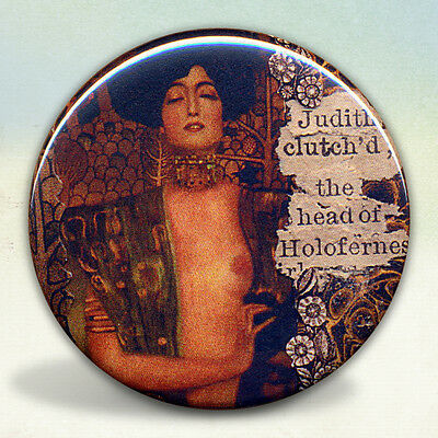 Klimt Judith Pocket Mirror tartx