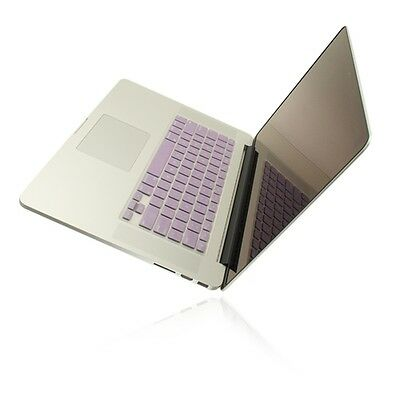 """METALLIC PURPLE Keyboard Cover for NEW Macbook Pro 15"""" A1398 with Retina dispaly"""