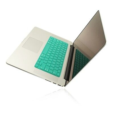 """SL TEAL Silicone Keyboard Skin for NEW Macbook Pro 15"""" A1398 with Retina display"""