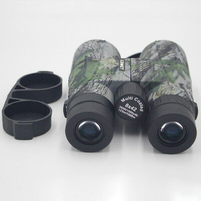 Newly Coming Brand New 8x42 Roof Prism Multi-Coated Maple Leaf Camo Binoculars